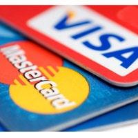 Безналичная оплата на карту Visa и MasterCard